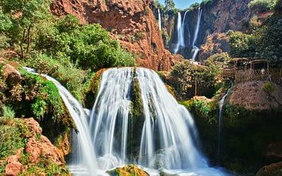 Ouzoud Waterfalls (from Marrakech)