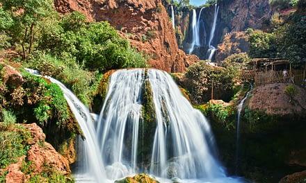 Ouzoud Wasserfälle (ab Marrakesch)