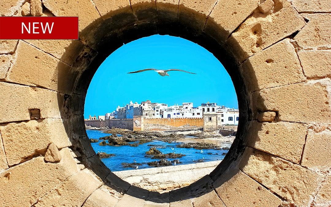 Essaouira: Pearl at the Atlantic Coast