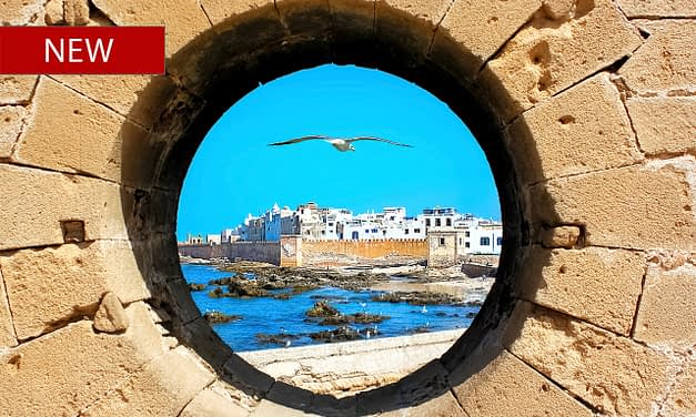 Essaouira: Pearl at the Atlantic Coast