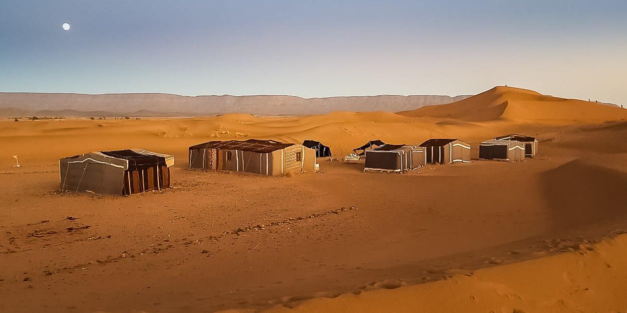 Atlas Filmstudios, Marokko Urlaub