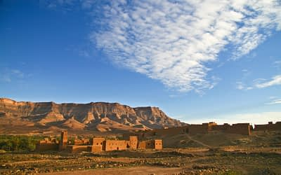 Desert of Chegaga (departure Ouarzazate)