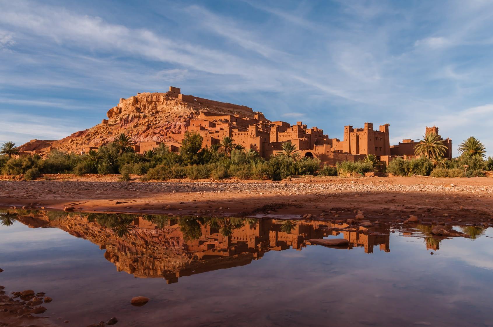 Aid Ben Haddou, Morocco holiday