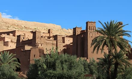Through Atlas Mountains to Ait Ben Haddou
