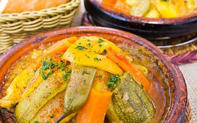 Cookery workshop: How to prepare a traditional meal