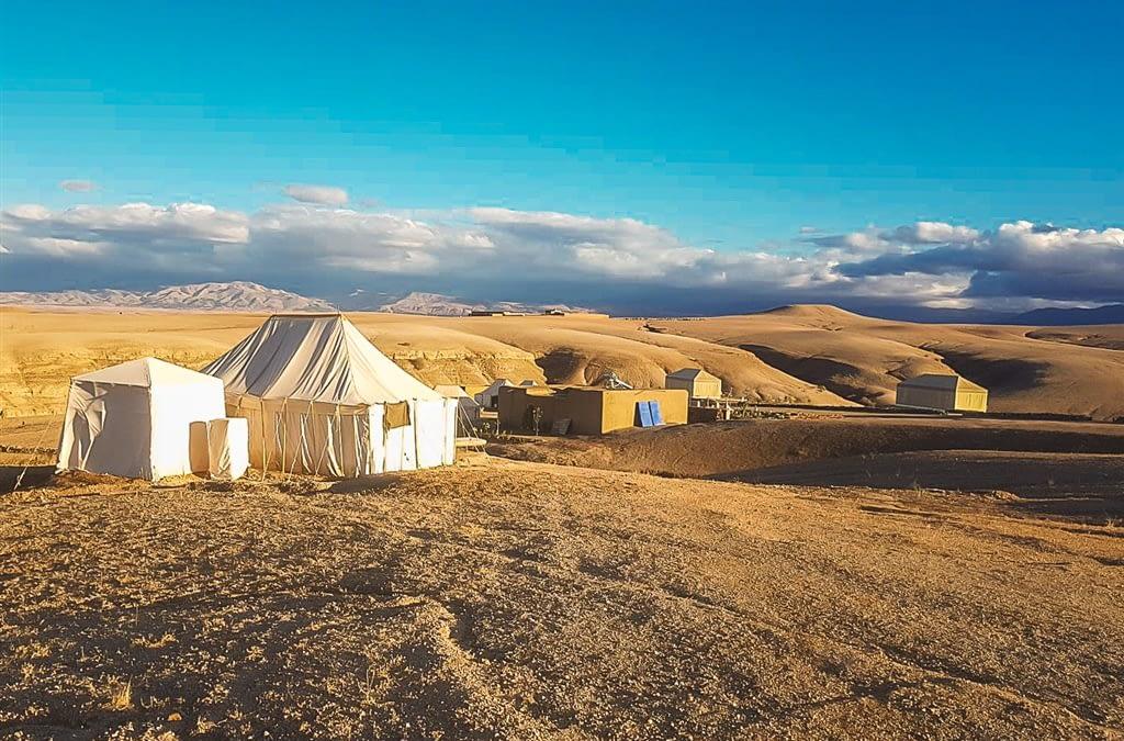 Agafay: Die mondähnliche Wüste