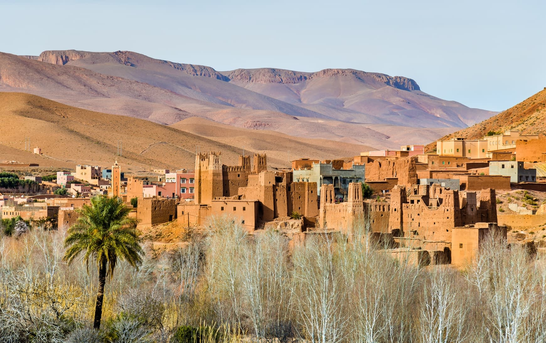 Dades valley Kasbah