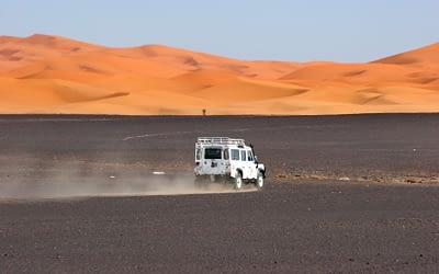 Discovering the desert – Erg de Juif