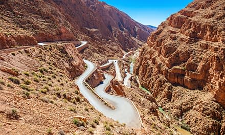 Diversity of Morocco: Valleys, Canyons, Desert and Oasis